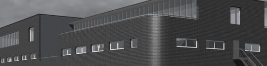 Ontwerp kantoorgebouw Ekkersrijt te Son en Breugel door Beelen CS architecten