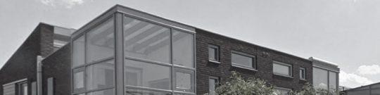9 woningen plan Kortkruis te Eersel door Beelen CS architecten