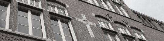 Appartementen in schoolgebouw te Amsterdam door Beelen CS architecten