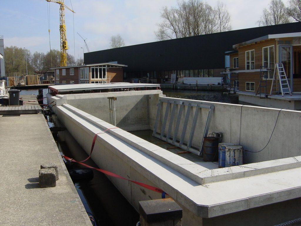 prefab betoncasco