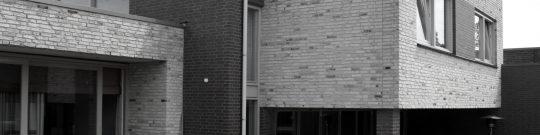 Woonhuis met kantoor Rentmeesterlaan te Weert door Beelen CS architecten