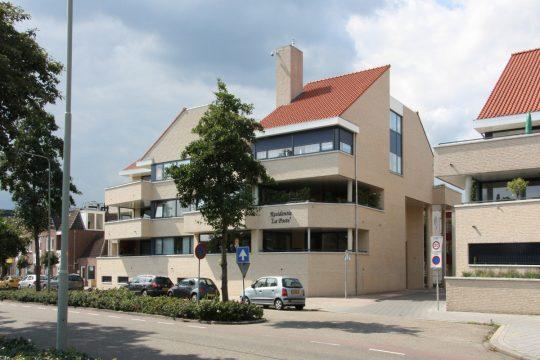 Appartementengebouwen De Poell en La Poste, Nederweert - La Poste - BEELEN CS architecten Eindhoven