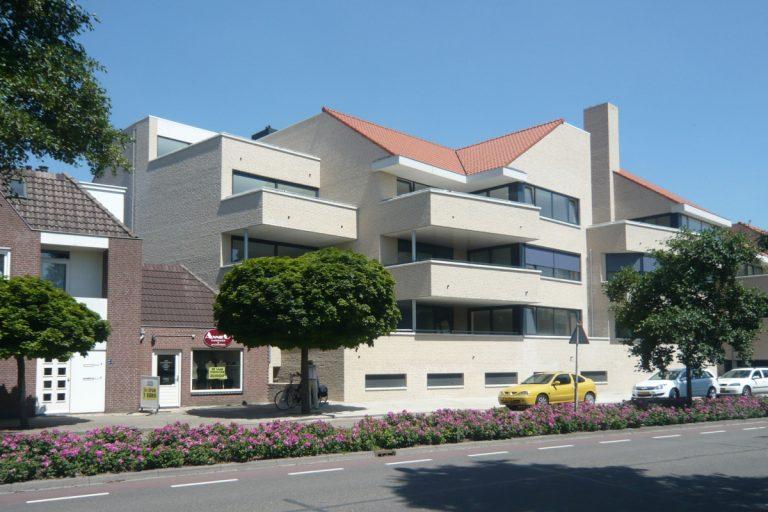 appartementengebouw La Poste