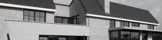Woonhuis aan de Keurmeesterlaan te Weerst door Beelen CS architecten