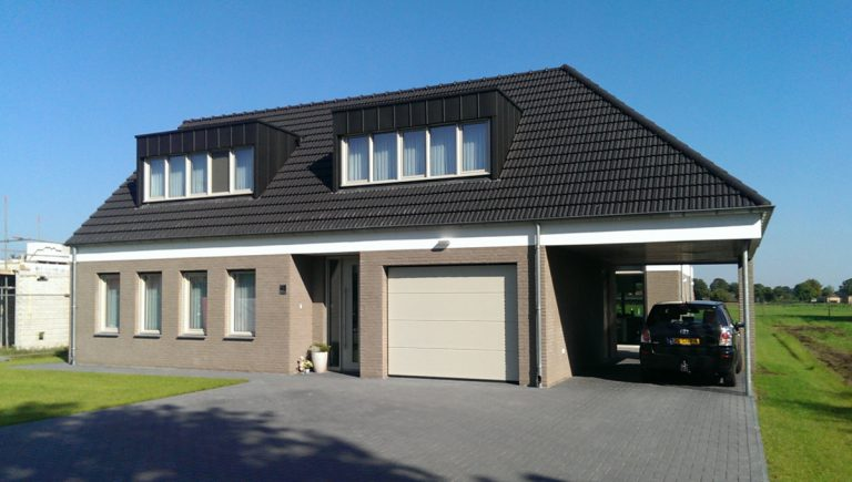 bijzondere woning modern klassiek - BEELEN CS architecten Eindhoven