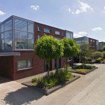 9 woningen plan Kortkruis, Eersel - zicht vanaf de straat - BEELEN CS architecten Eindhoven