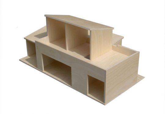 Poppenhuis voor Playmobil