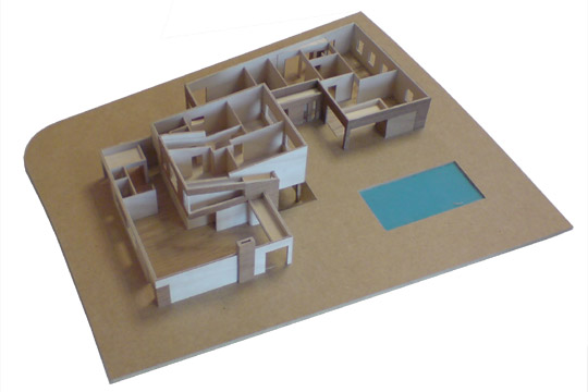 maquette open dak