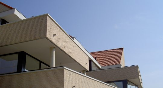 homepage slider afbeelding appartementgebouw nederweert - BEELEN CS architecten Eindhoven