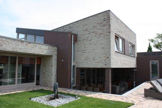 homepage slider afbeelding villa rentmeesterlaan achterzijde - BEELEN CS architecten Eindhoven
