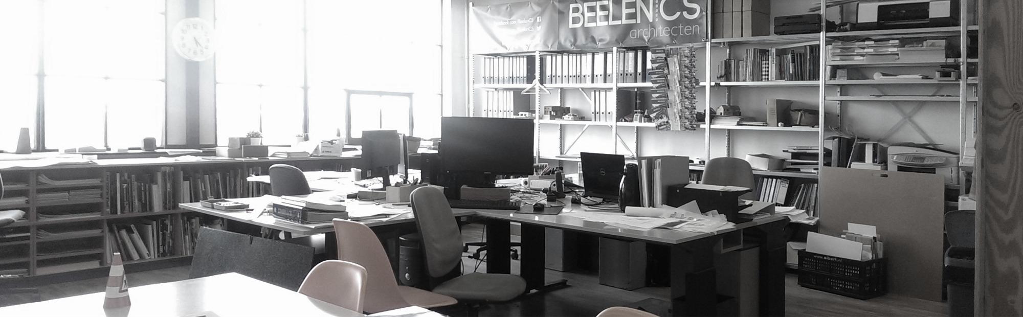 kantoor1 - headafbeelding - BEELEN CS architecten Eindhoven