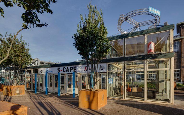S-Cape paviljoen DDW
