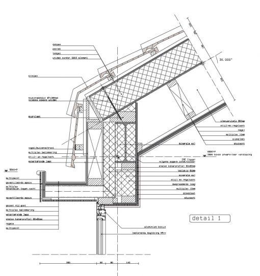 gootdetail - BEELEN CS architecten Eindhoven