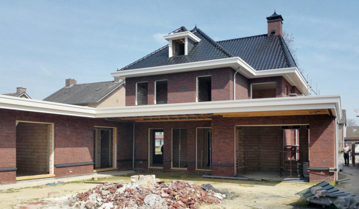 Bouw woonhuis siebenstraat beelen cs architecten for Binnenzwembad bouwen