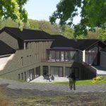 Luxe groepszorgwoning Meijbaan, Weert - artist impression - BEELEN CS architecten Eindhoven