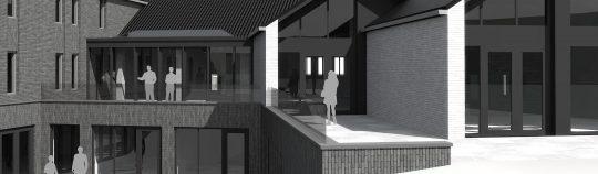 Luxe groepszorgwoning Meijbaan, Weert - headafbeelding - BEELEN CS architecten Eindhoven