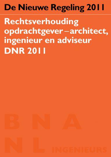 DNR 2011, Rechtsverhouding opdrachtgever – architect - Beelen CS architecten bv