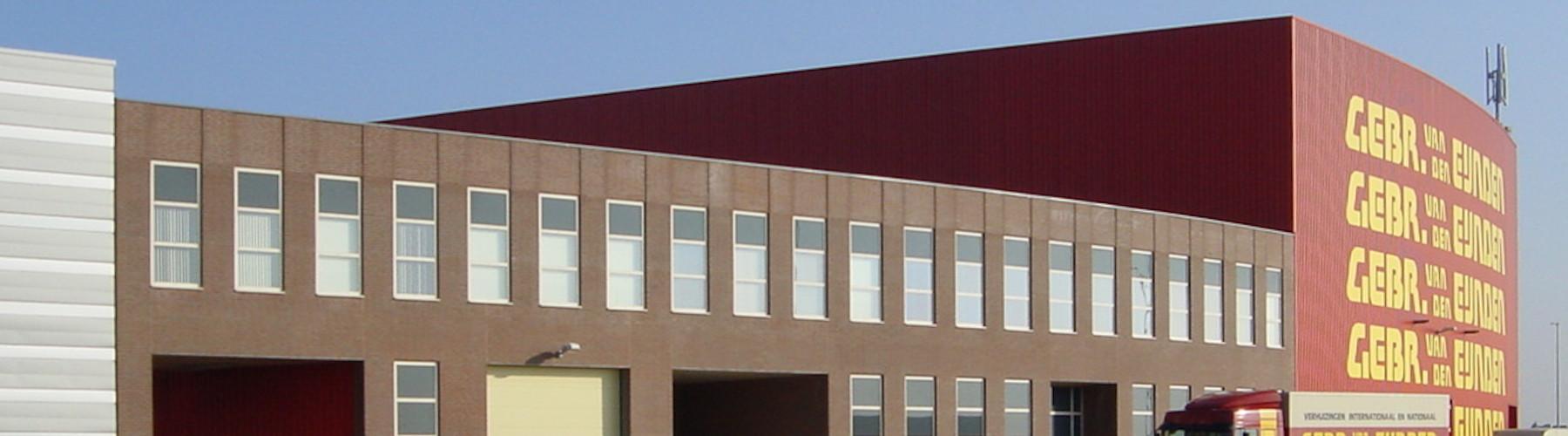 Bedrijfspand te Eindhoven door BEELEN CS architecten bv