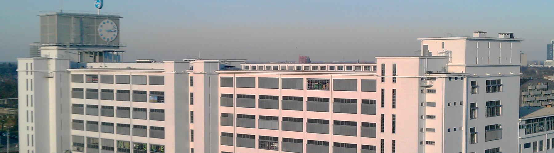 Klokgebouw Eindhoven, het kantoor van BEELEN CS architecten bv