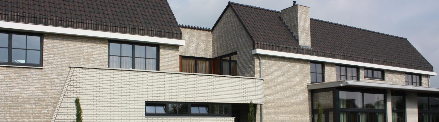 Villa te Weert door BEELEN CS architecten bv